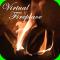 Virtual Fireplace Live Wallpaper