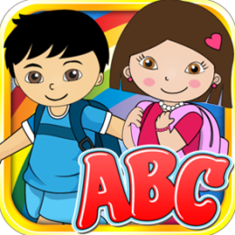 ABC Word-A-Licious Free: baby reading flash cards and sight words game for toddlers and babies
