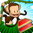 Product Image. Title: Monkey Preschool Lunchbox