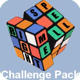 Challenge Word Pack for Spell Me Right
