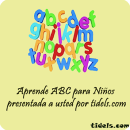 Learn Spanish Alphabets
