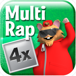 Multiplication Rap 4x