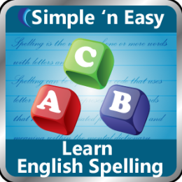 Learn English Spelling by WAGmob