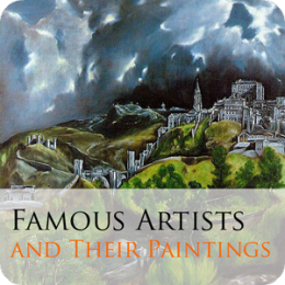 Famous Artists and Their Paintings