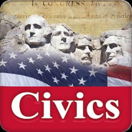 US Citizenship Civics Practice Audible Flash Cards