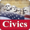 US Citizenship Civics Practice Audible Flash Cards