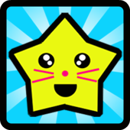 Drop the Star - Colorful Challenging Physics Puzzle