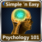 Psychology by WAGmob
