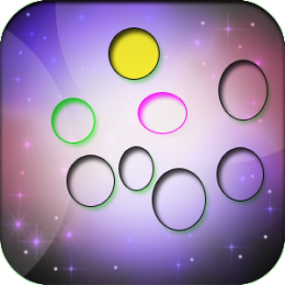 magadistudio Live Translucent circles Wallpaper