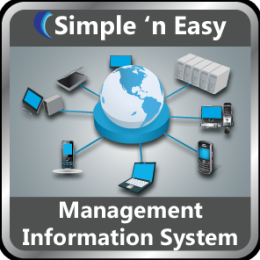 Management Information System by WAGmob