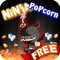 Ninja Popcorn FREE