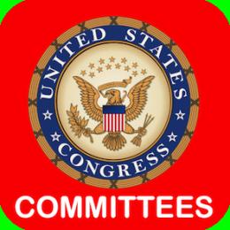 U.S. Congress Committees House and Senate Members