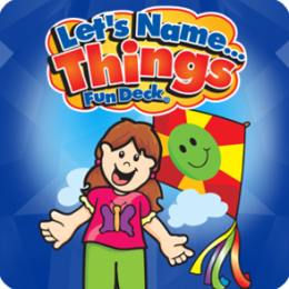 Let's Name...Things Fun Deck