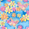 Floral Fashionista Live Wallpaper
