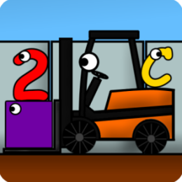 Kids Trucks: Preschool Learning - Learn Letters, Numbers, Shapes, and Colors