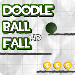 Doodle Ball Fall HD