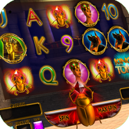 King's Tomb Video Slot Machine