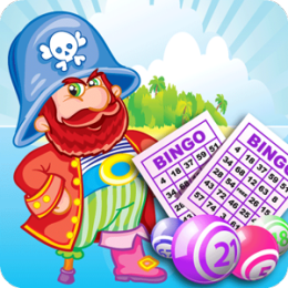 Pirate Bingo - Multi player