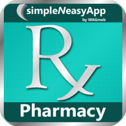 Pharmacy by WAGmob