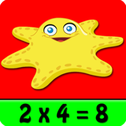 Adventures Undersea Math - Multiplication Games