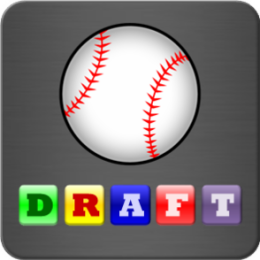 Fantasy Baseball Draft Grid