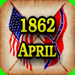 American Civil War Gazette - Extra - 1862 04 - April