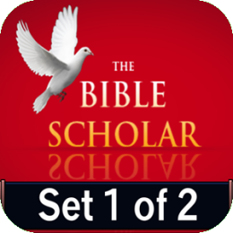 The Bible Scholar Set 1 of 2