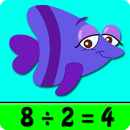 Adventures Undersea Math - Division