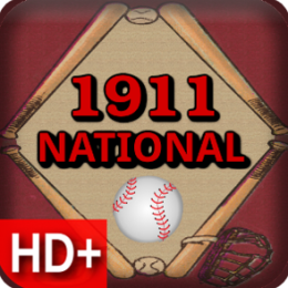 Baseball 1911 - National - Live HD+ Wallpaper