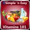 Vitamins 101 by WAGmob