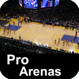 Pro Basketball Arenas Courts and Teams