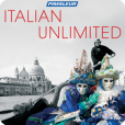 Product Image. Title: Pimsleur Italian Unlimited - for Nook