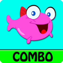 Adventures Undersea Combo - Math & Spelling Games