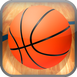 Basketball Drop Shot Accelerometer Game