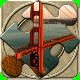 FlipPix Jigsaw - San Francisco