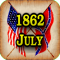 American Civil War Gazette - Extra - 1862 07 July