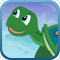 Turtle&#039;s Day at the Beach - Interactive Storybook for Kids