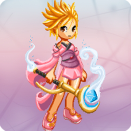 Dressup Magi Girl Fun