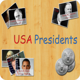 USA Presidents Flashcards