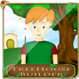 Tree House Builder - Hidden Objects Game