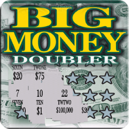 Money Doubler - Lotto Scratch Card