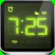Product Image. Title: Alarm Clock Live - Alarm Clock, Weather, News, Flashlight