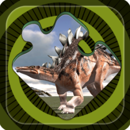 Magic Puzzles: Dinosaurs