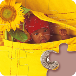 Magic Puzzles: Anne Geddes - 'Summer'