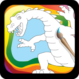 My Coloring Dragon Pro