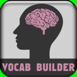 Vocab Builder: SAT-GRE