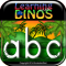 Writing Letters: Learning with Dinos Series(Kids/Adul Dinosaur Writing App-Alphabet Letter )