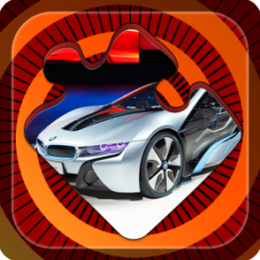 Magic Puzzles: Cars of the Future