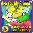 Product Image. Title: Are You My Friend?