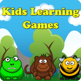 Kids Learning Games : Kindergarten and 1st Grade